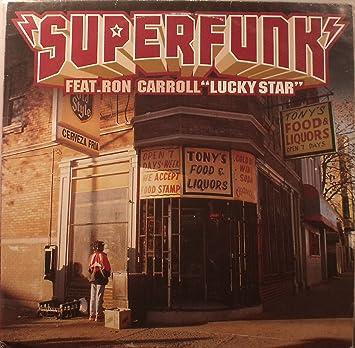 Lucky Star : Superfunk Ft Ron Carroll: Amazon.es: Música