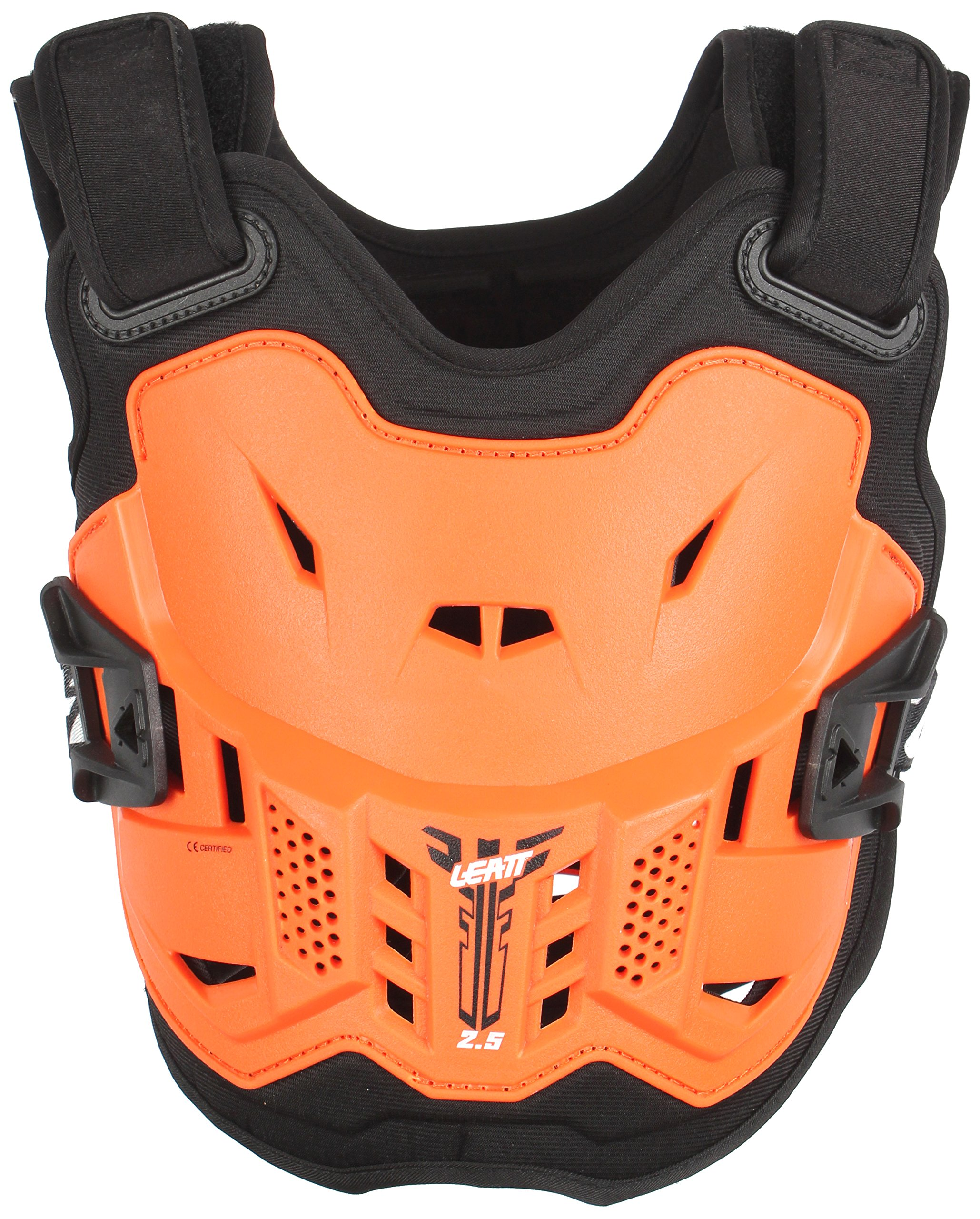 Leatt 2.5 Chest Protector (Orange/Black, Kids)