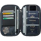 """NeatPack RFID Travel Wallet, Document Organizer & Passport Holder, 10 x 6"""""""