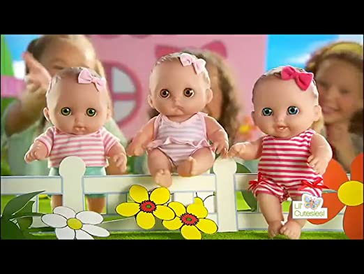 Amazon.com: JC Toys Lil Cutesies, Mimi: Toys & Games