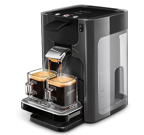 Senseo Quadrante HD7866/21 - Cafetera (Independiente, Máquina de café en cápsulas,