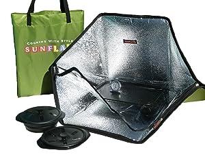 Sunflair Portable Solar Oven Starter Kit