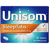 Unisom Sleep Tabs, 32 Count