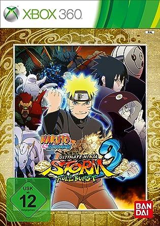 Naruto Shippuden Ultimate Ninja Storm 3: Full Burst ...