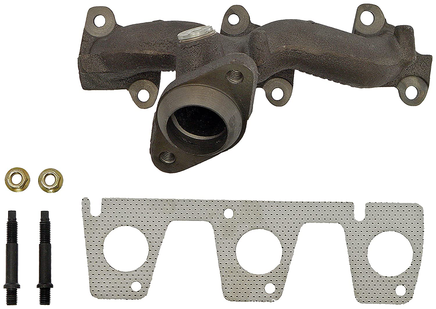 Dorman 674-362 Rear Exhaust Manifold Kit For Select Ford Mercury Models