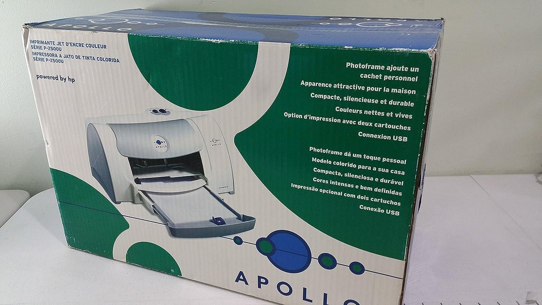 APOLLO P2500U PRINT DRIVERS FOR WINDOWS 8