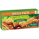 Nature Valley Oats 'n Honey Crunchy Granola Bars Box, 2 Count 36 bars 1.49 oz