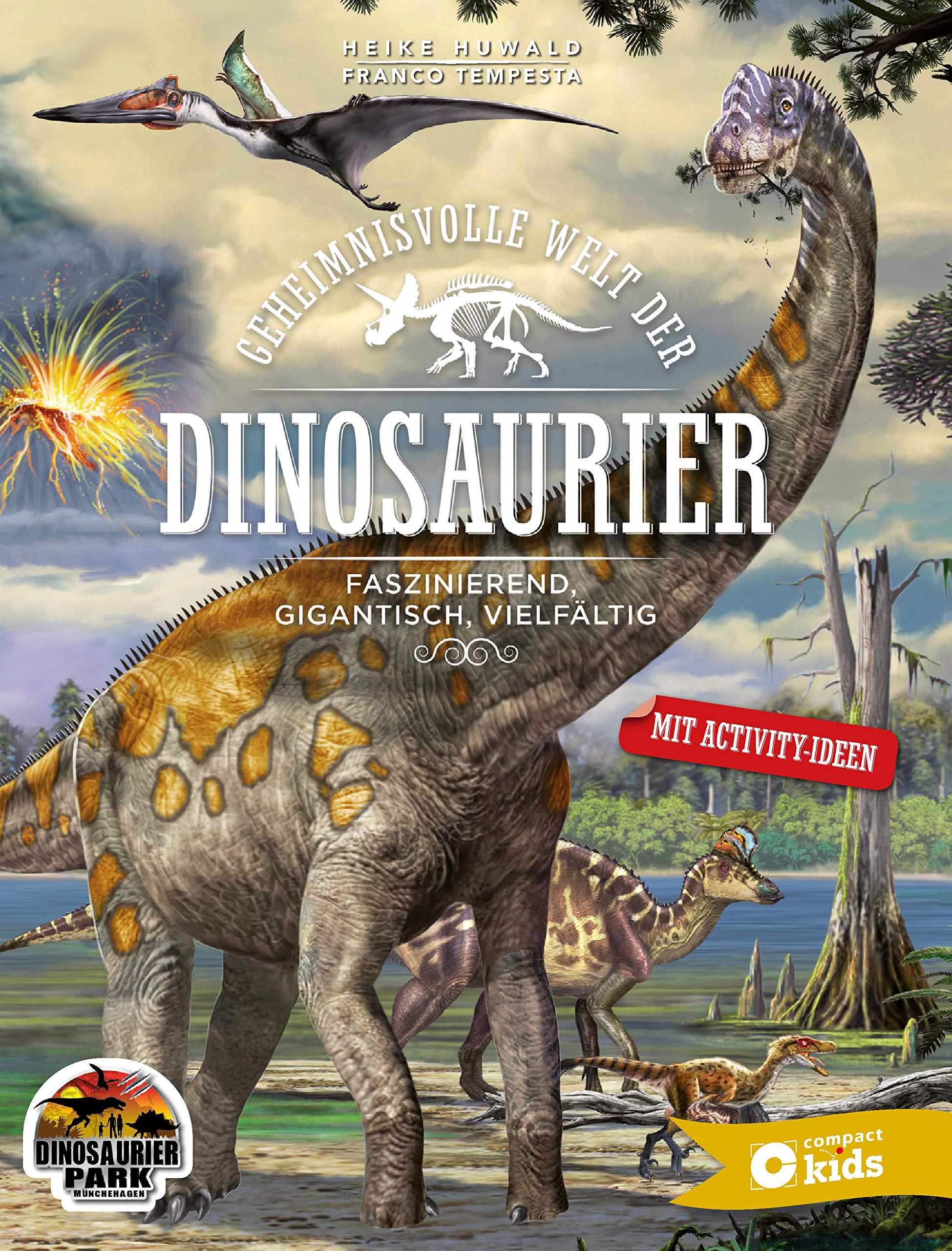 Größter dinosaurier park der welt