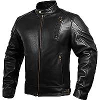 chaqueta de motociclista sin mangas con protecciones protectoras para esqu/ís de fondo ciclismo patinaje Cikonielf esqu/í negro Chaleco protector de moto M//L