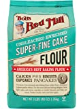 Bob's Red Mill Super Fine Cake Flour, 48 Ounce (Pack of 4)