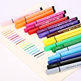 Watercolor Pen with Flexible Soft Nontoxic Brush