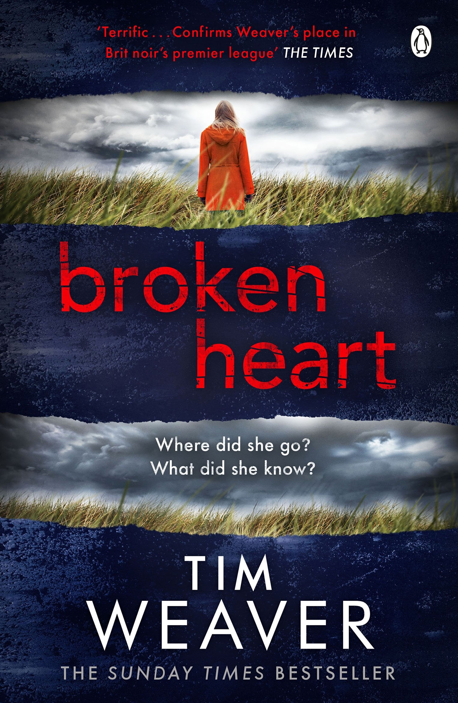 Broken Heart: How can someone just disappear? . . . Find out in this TWISTY THRILLER (David Raker Missing Persons, Band 7)