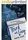 Third and Long (Moving the Chains Book 3)