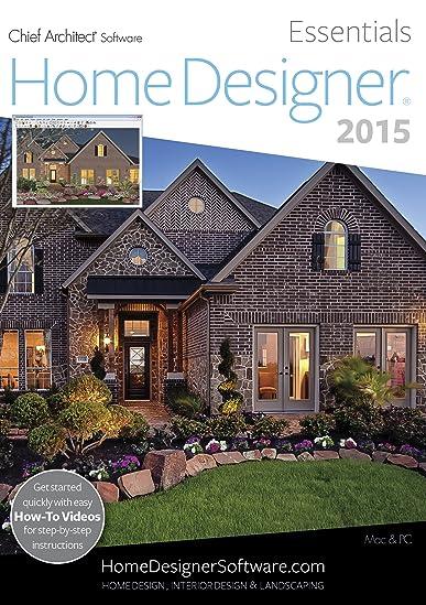 Amazon.com: Home Designer Essentials 2015 [Download]: Software