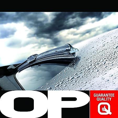 Open Parts ESCOBILLA LIMPIAPARABRISAS DELGADA PLANA 711mm 28inches: Amazon.es: Coche y moto