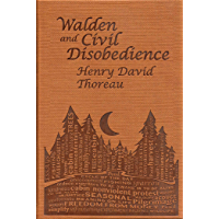 Walden and Civil Disobedience (Word Cloud Classics) (English Edition)