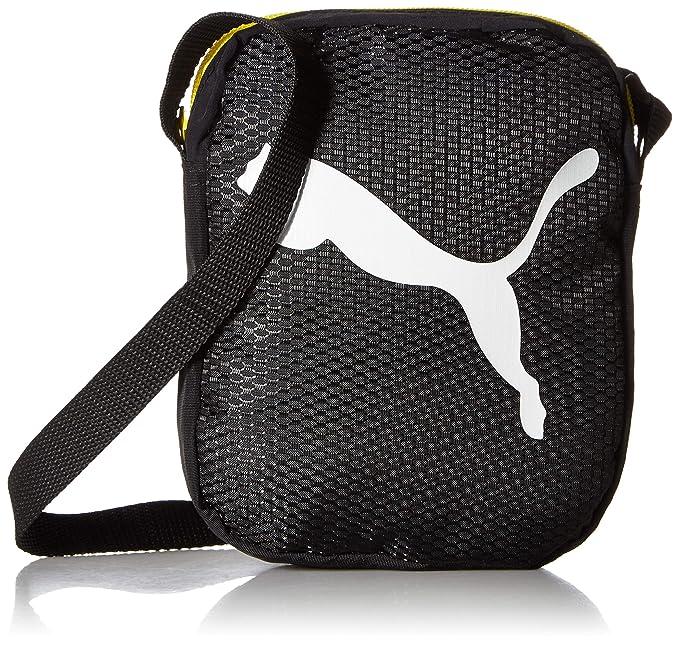 fe30fbd81bbe6 PUMA Women's Uniform Cross Body Shoulder Bag, black, One Size ...