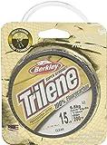 Berkley Trilene Sedal de fluorocarbono 100%, 183 metros. Tamaños de 0,17 mm a 0,48 mm. Para pesca de carpa, salmón, trucha, lucio