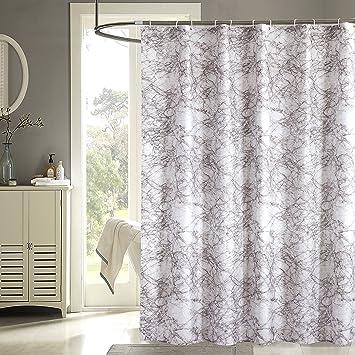 modernen Trend Stil Tan Braun Marmor Muster Badezimmer ...