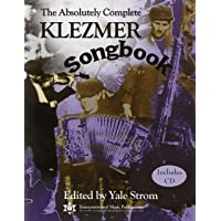 The Absolutely Complete Klezmer Songbook (Book/CD)