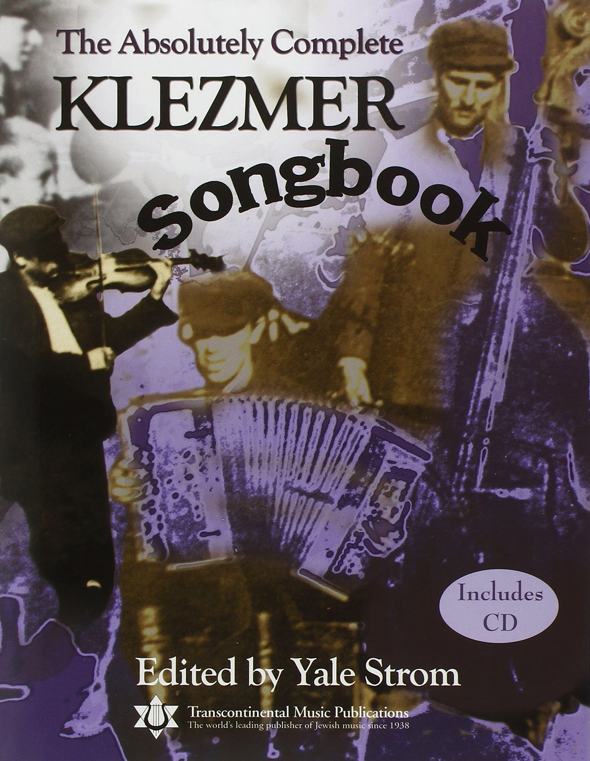 The Absolutely Complete Klezmer Songbook pdf epub