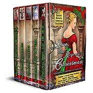 Love, One Regency Christmas : A Regency Romance Christmas Collection: 5 Delightful Regency Christmas Stories (Regency Collections Book 16)