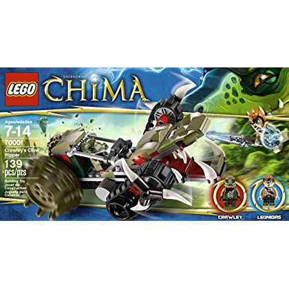 LEGO Chima Crawley Claw Ripper 70001