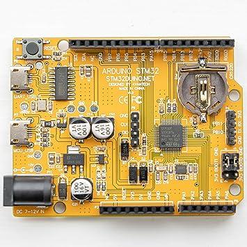 STM32duino STM32 Arduino for Arduino IDE AVR MCU Learner