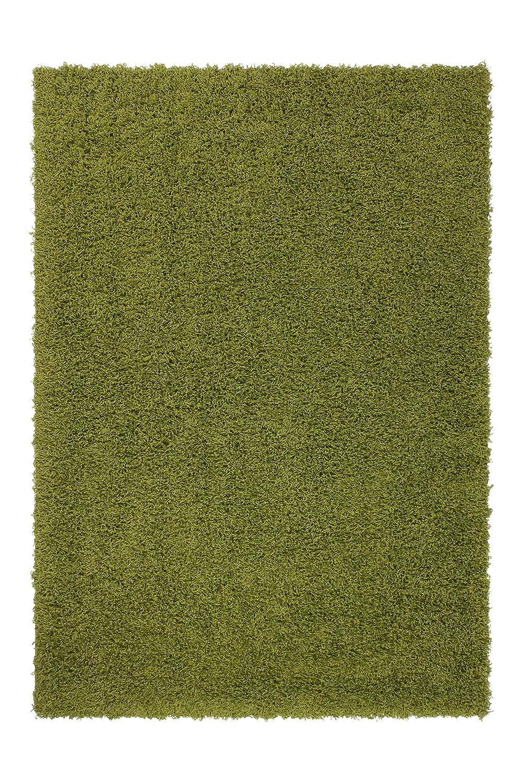 Lalee abgepasste Teppiche, 100% Polypropylen, Grün, 160 x 230 cm