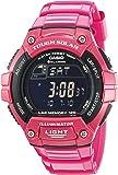 """Casio Women's W-S220C-4BVCF """"Tough Solar"""" Digital Watch"""