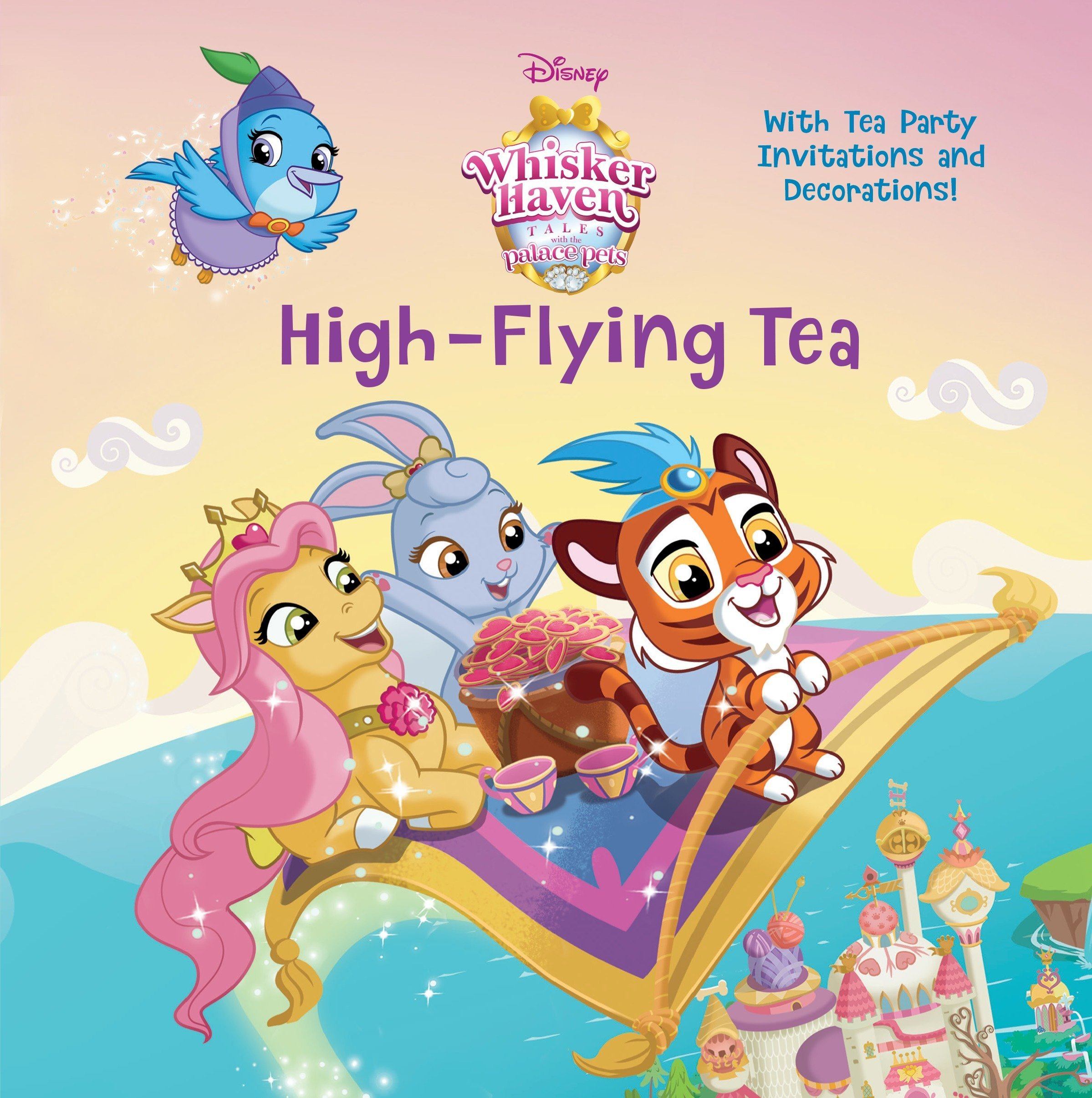 Download High-Flying Tea (Disney Palace Pets: Whisker Haven Tales) (Pictureback(R)) PDF