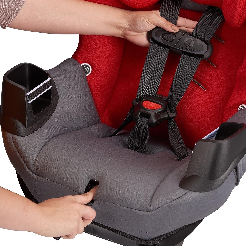 Evenflo Sonus Convertible Car Seat Lava Red 34712059