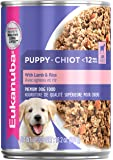 Eukanuba Wet Food 10154715 Puppy With Lamb & Rice Canned Dog Food (Case of 12), 13.2 oz
