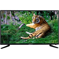 ADSUN 80 cm (32 Inches) HD Ready LED TV 32AEL1 (Black) (2019 Model)