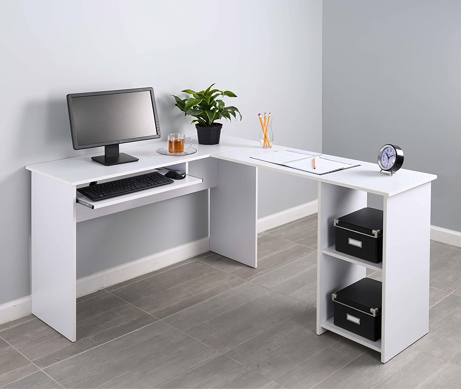 office shape image amazing ga shaped table desk fascinating hutch l cosmopolitan then ideas design picturesque