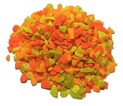 Amazon.com : Ni_Orn Garden Stones Natural Dye Color For Kid, Garden ...