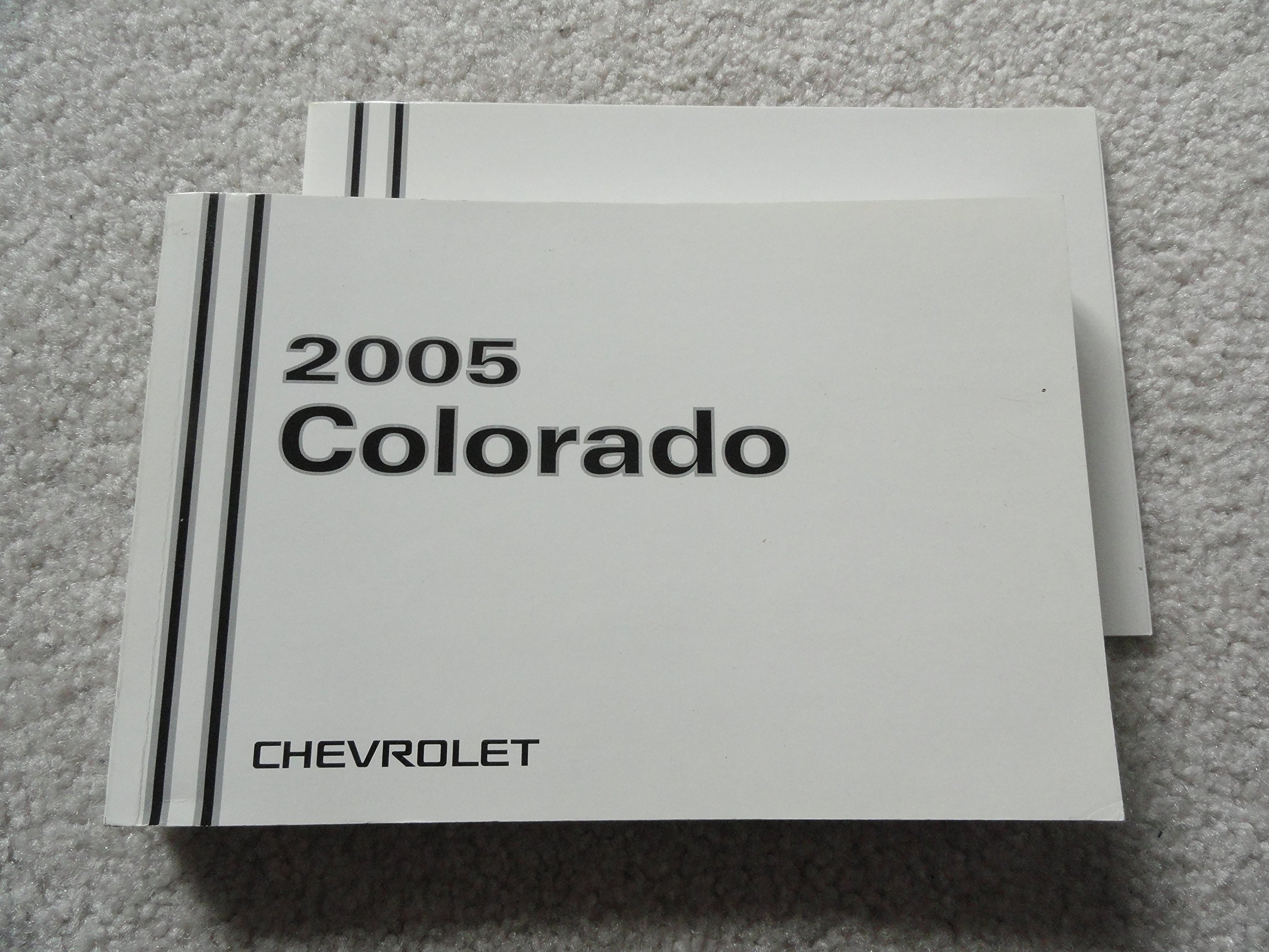 2008 chevrolet colorado owners manual   just give me the damn manual.