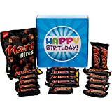 The Ultimate Mars Bar Chocolate Lovers Happy Birthday Gift Box - By Moreton Gifts - Full Mars Bars