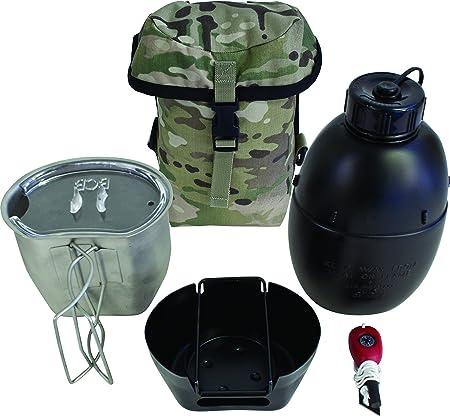 BCB Adventure Cooking System The Crusader Cooking System - Hornillo portátil para Acampada