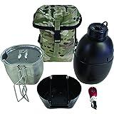 BCB Adventure Crusader I Cooking System, Black