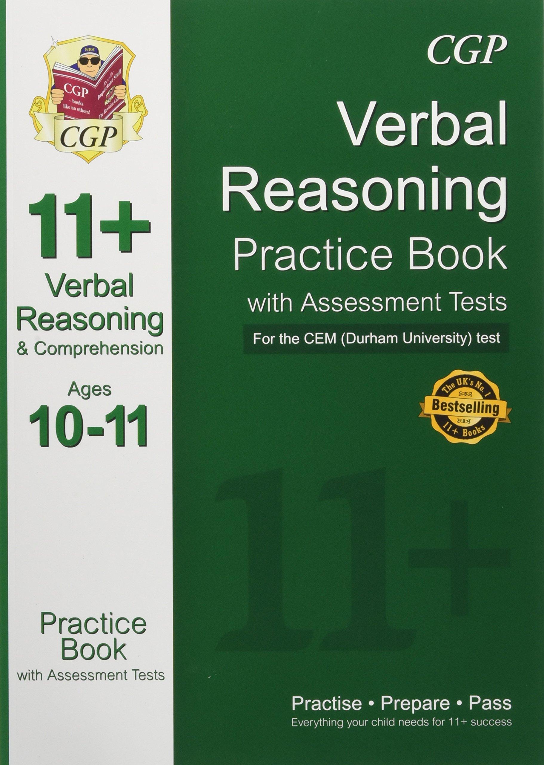 reasoning tests for kids