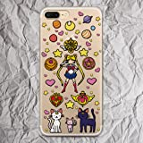 Sailor Moon Phone Case for Anime iPhone Xs Max X Xr 7 8 6 6s Plus