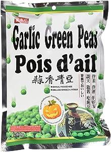 Shengxiangzhen Garlic Green Peas 8.46oz (Pack of 3)