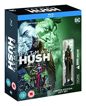 Amazon.com: Batman Hush Minifig [Blu-ray] [2019]: Cine y TV