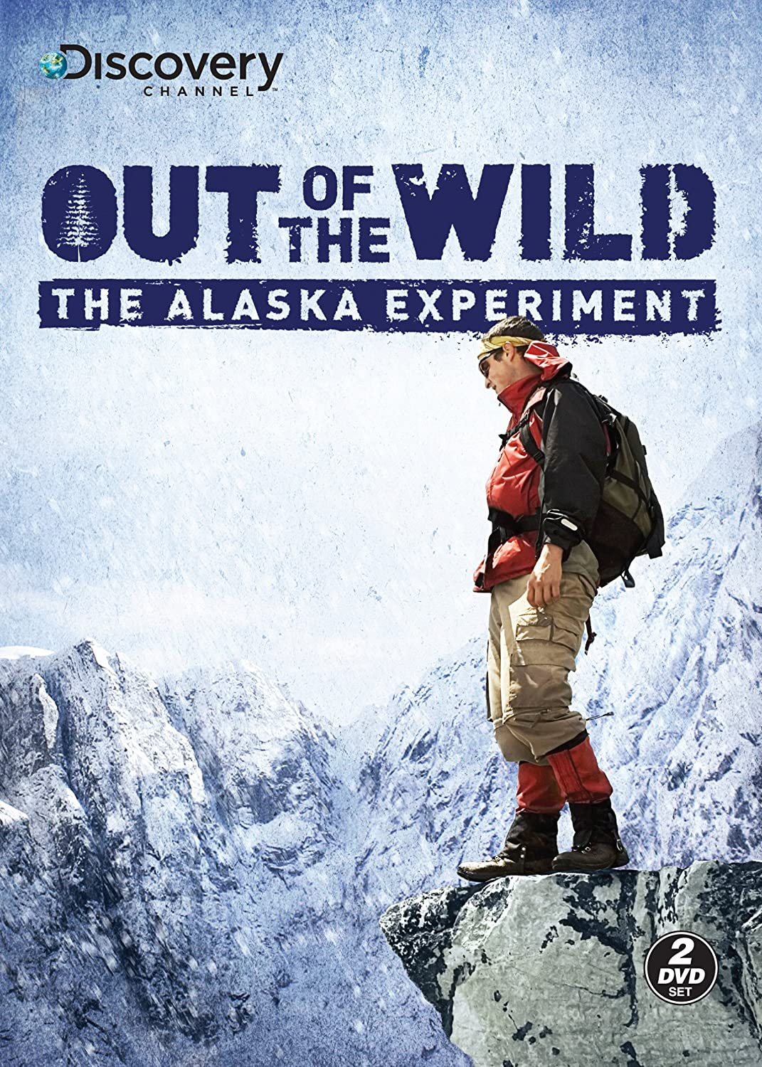 Amazon com: Out of the Wild: The Alaska Experiment: Mykel Hawke