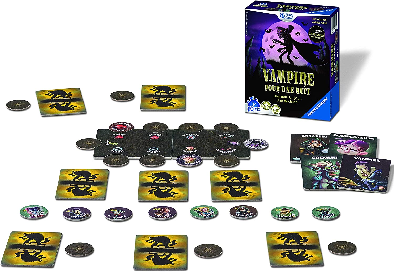 Ravensburger – Juego Vampire para una Noche, 26778: Amazon.es: Juguetes y juegos