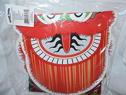 Amazon chinese new year dragon ceiling decoration chinese new chinese new year dragon ceiling decoration chinese new year party decorations junglespirit Choice Image