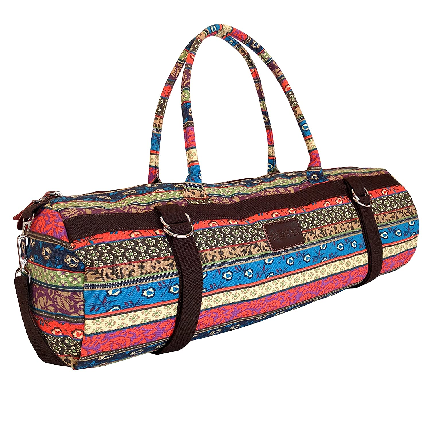 Yoga Mat Bags Carrier Patterned