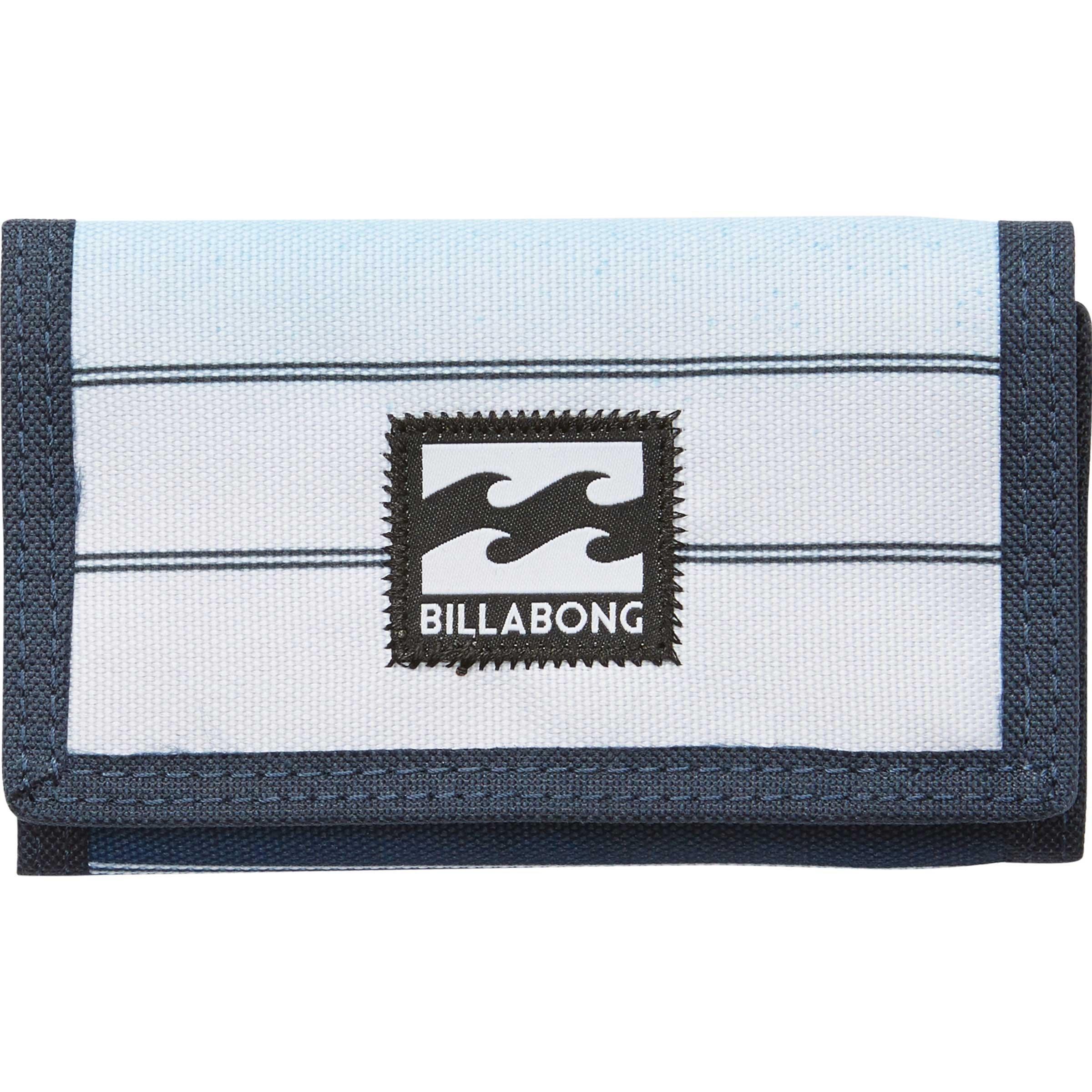 Billabong Men's Atom Wallet, Blue, One