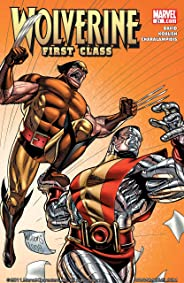 Wolverine: First Class #21 (English Edition)